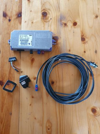 Kit Complet Retrofit Cameră Marșarier Bmw X5 E70 X6 E71 Facelift