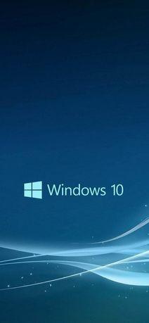 Instalez Windows 7 ,10 și programele necesare.