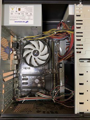 Системный блок i7 компьютер