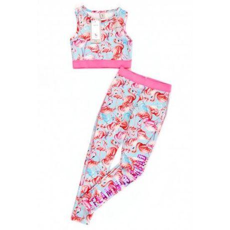 Compleu Sport Flamingo Fete