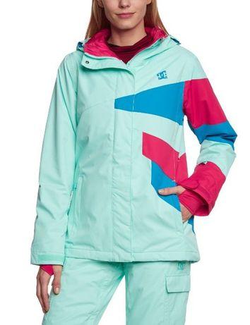 -63% DC, XL, ново, оригинално дамско ски/сноуборд яке 3wjt