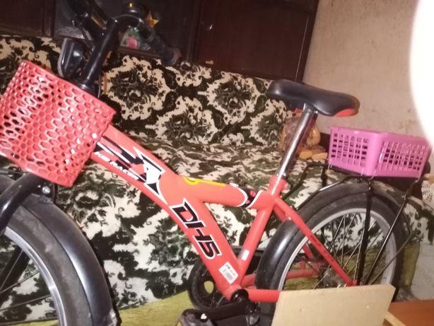 Vânzare  bicicleta și copii