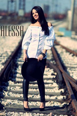 Дамска риза Alessa