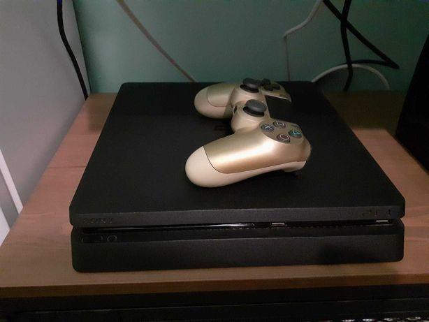 PS4 Slim 500 GB impecabil -super pret!