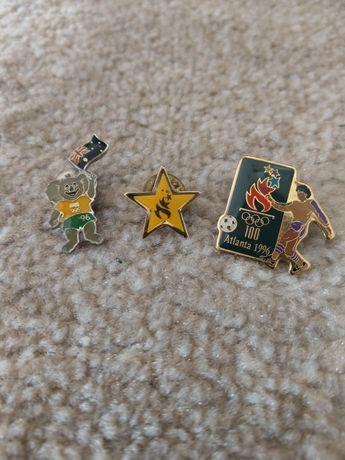 Значки от олимпиадата Atalanta 96