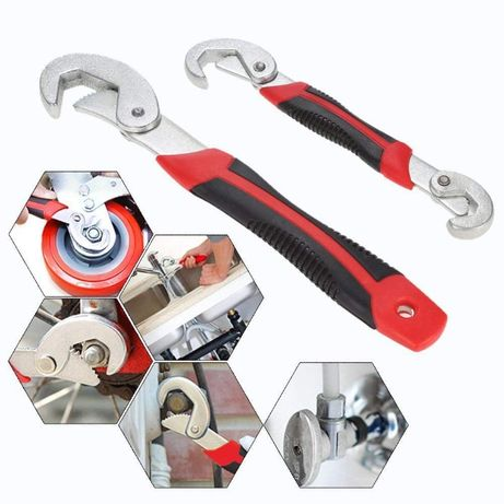 Комплект 2бр универсален гаечен ключ 9 до 32мм