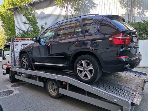 Tractare A1 A2 A3 tractari auto ieftin NONSTOP ,Bucuresti de la 30 Ron