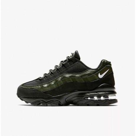 Nike Air Max 95 Black/White/Sequoia 100%originali - marimea 37,5