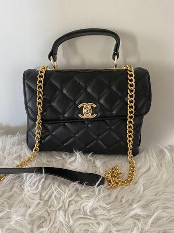 Geanta Chanel CC Trendy Flap Bag
