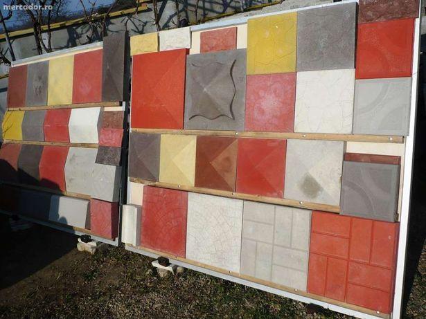 Prefabricate din beton,Borduri,Placi,Dale,Palarii si coame pt gard
