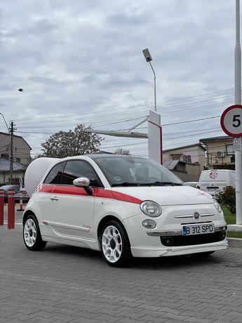 Fiat 500 paket ABARTH 1.4 i Automată