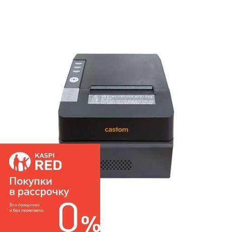 Принтер чеков Castom 80 MM от 26990тыс.тг в Павлодаре. КаспиРед!!!