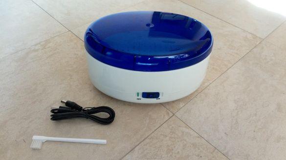 Почиставща вана с вибрации