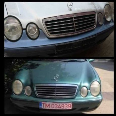 Piese Mercedes CLK 200 Kompressor C208  / Piese Mercedes CLK 200 C208