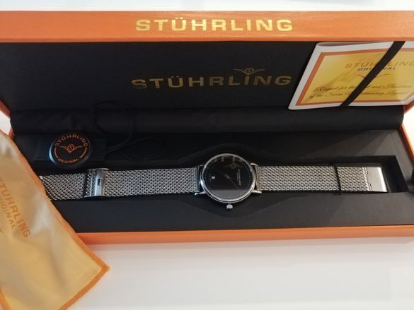 Мъжки часовник stuhrling original и tevise automatic