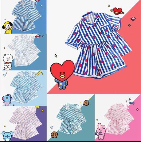 BTS пижамы
