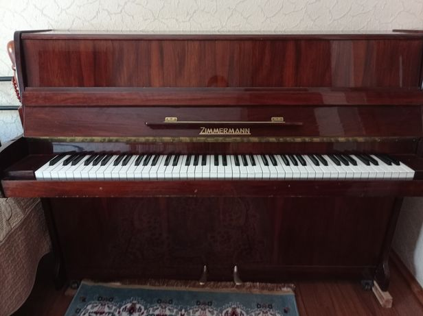 Продам фортепиано Zimmerman.