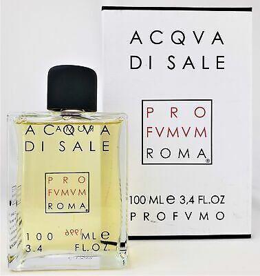 Оригинал ! - Profumum Roma Acqua Di Sale Roma EDT 100 ml - ПАРФЮМ унис