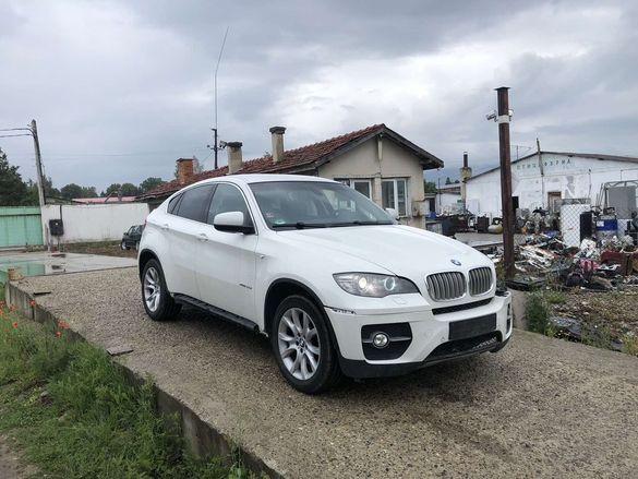 БМВ Х6, Е71, 3.5д, 286кс НА ЧАСТИ (BMW X6, E71, 3.5d 286hp)