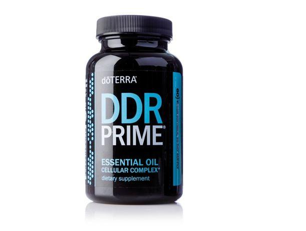 DDR Prime doterra - Capsule si ulei esential - Complex protectie ADN