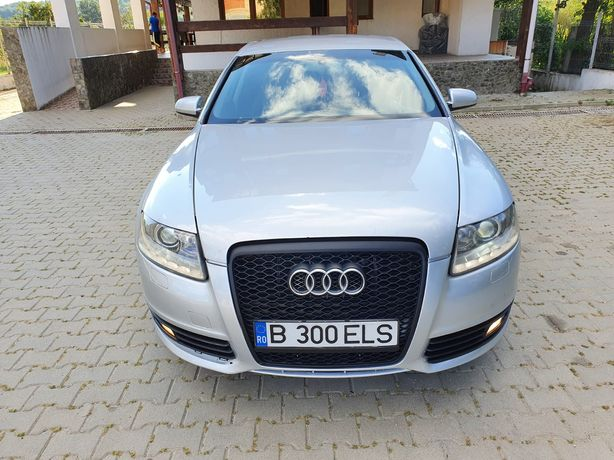 Dezmembrez Audi A6 C6 Facelift 3.0 Tdi Quattro