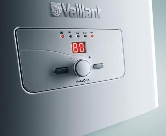 Centrala electrica VAILLANT de 28 kw putin folosita 2020