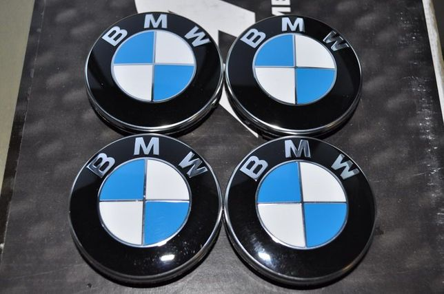 Set Capace Noi ORIGINALE BMW Jante Seria 1 2 3 4 5 6 7 Cod 6783536