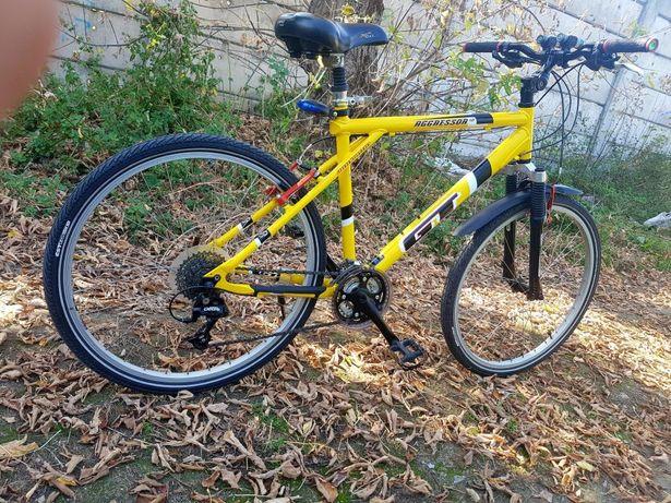 bike bicicleta GT aggressor 1.0 made in u.s.a aluminiu ROCKSHOX