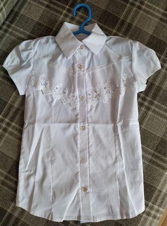Продам детские школьные блузки