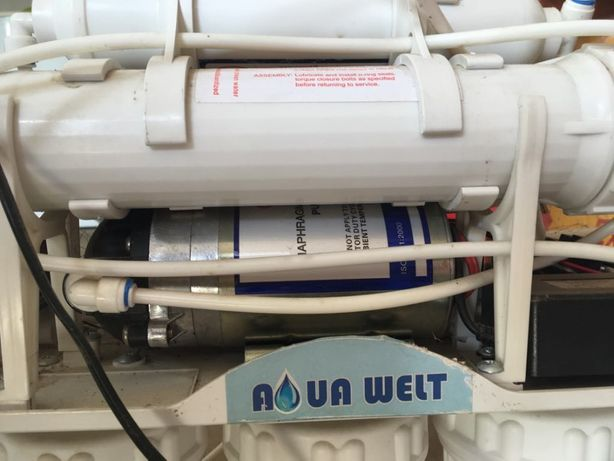 Vând filtru de apa cu osmoza inversa Aqua welt