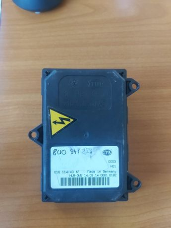 Droser adaptiv modul calculator lumini xenon vw touareg tiguan skoda