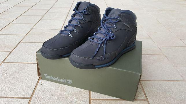 Ghete Timberland Euro Rock Mid Hiker Nubuck Cod produs: A1OIQ