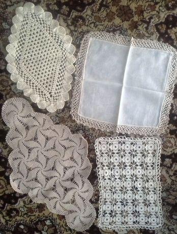 Плетени Покривки за маса - големи и малки, бонус