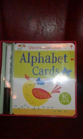 Carduri cu alfabet
