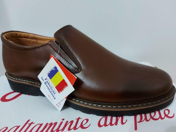 Pantofi barbati model corsa piele Naturala 100%