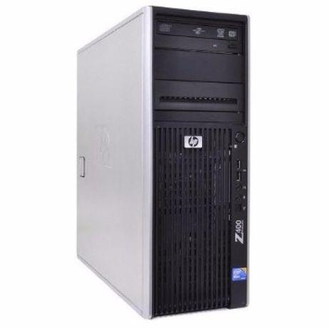 Calculator HP Z 400 Intel Xeon W 3565 3.2 Ghz + SSD 240 GB ram 12 GB