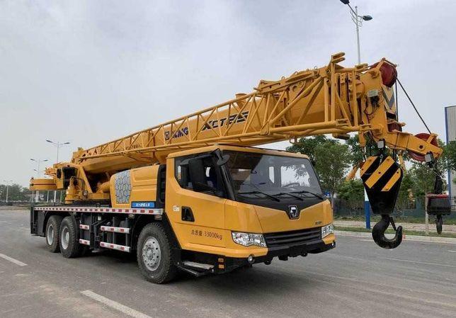 Автокран XCMG XCT25L5 2019 года 25 тонник
