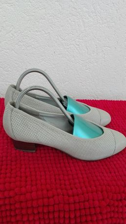 Pantofi Semler piele nr 38