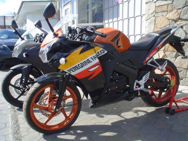 Продам мотоцикл CBR 250.