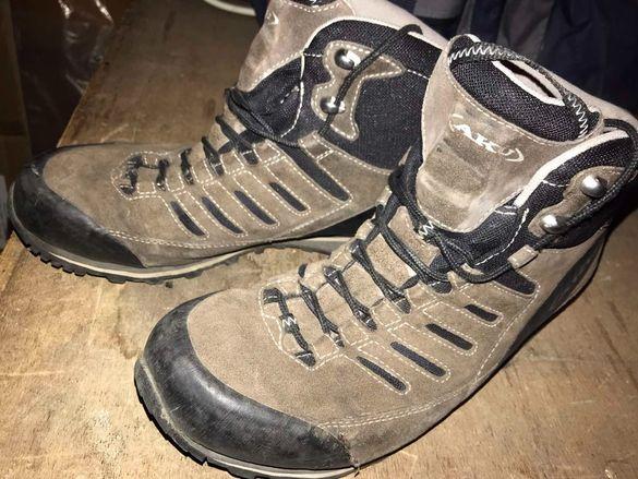 Спешно Обувки GTX Olive AKU Goretex