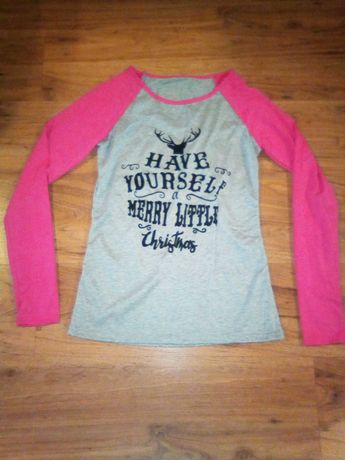Нова спортна памучна блуза  S