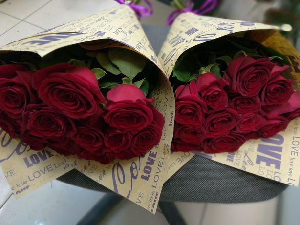 Розы от 300тнг