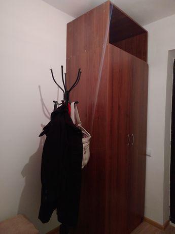Шифоньер, коричневый цвет, размер 200*80,глубина 60