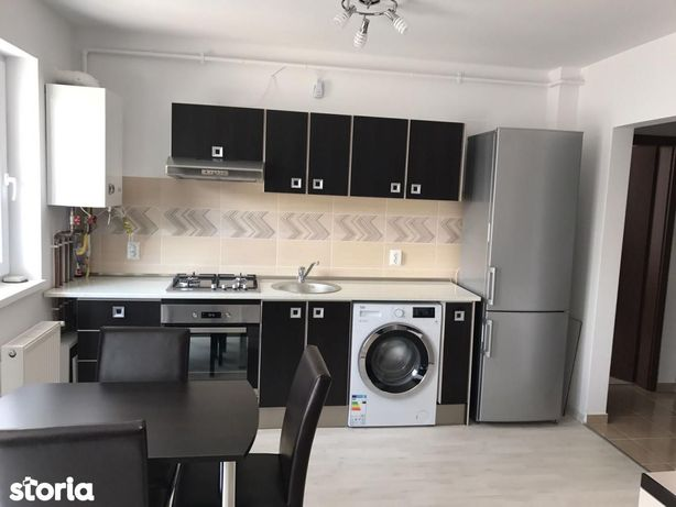Intabulat - Apartament finisat la cheie cu 3 camere