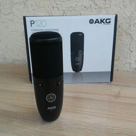 Akg P120 студийный микрофон