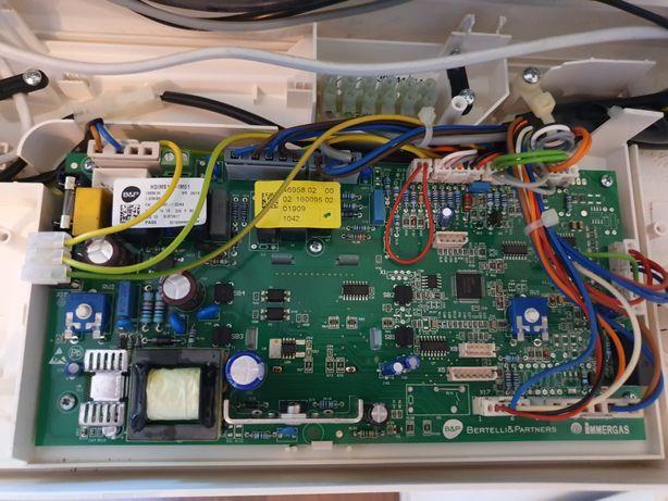 Placă electronică Centrala Termică Immergas Vitrix Exa Reparații soft