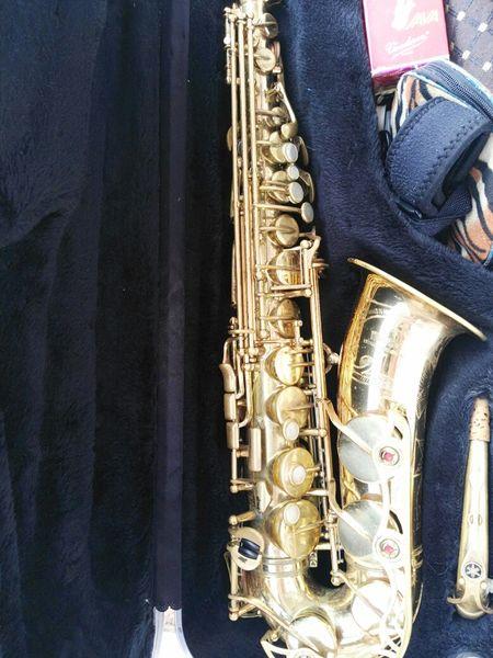 Алт саксофон Yamaha Yas-62 с. Изгрев - image 1