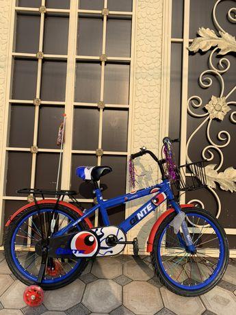 Новые Велосипеды GINTE для Мальчики! Низкая цена! 5-9 ЛЕТ!
