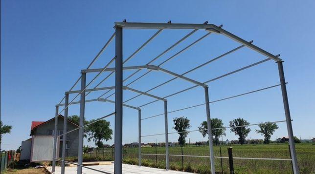 Hale ferme structuri containere metalice