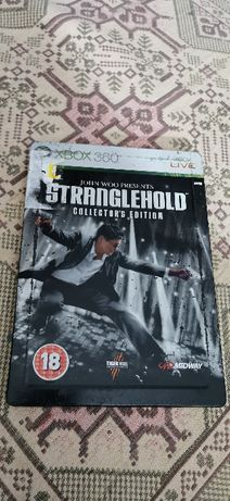 Stranglehold Collector's Edition -Xbox 360